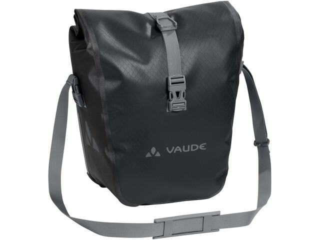 VAUDE Aqua Front Gepäckträgertasche black